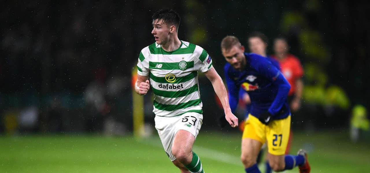 Kieran Tierney Celtic lapresse 2019