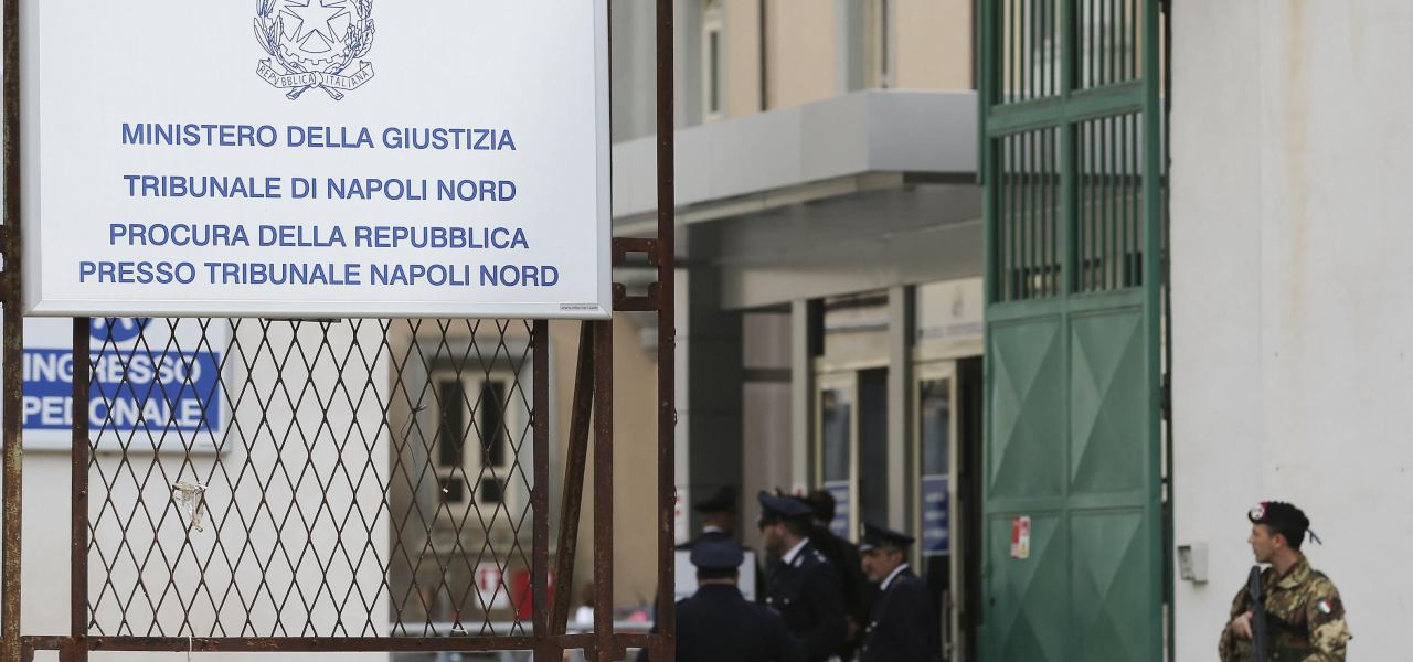 Tribunale Napoli