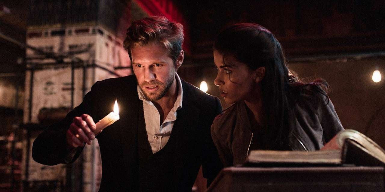 Blood & Treasure, la serie