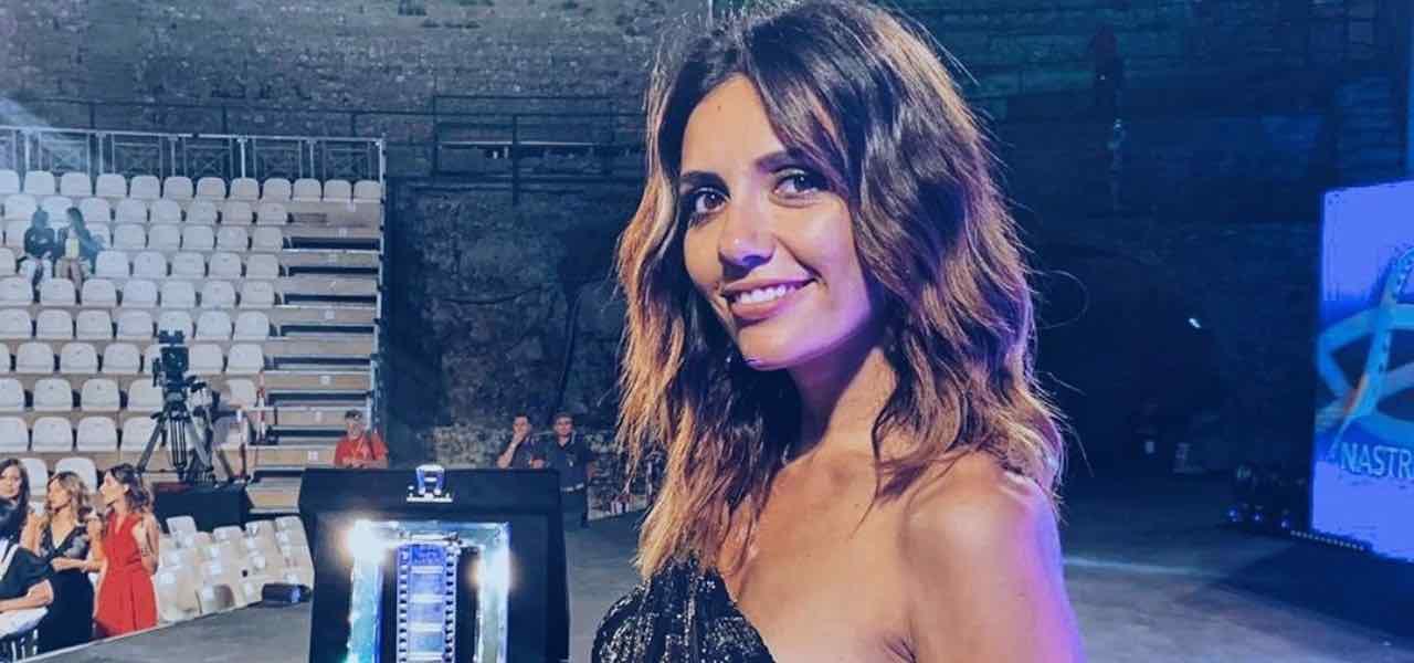 Serena Rossi Nastri D'Argento 2019 Io sono mia