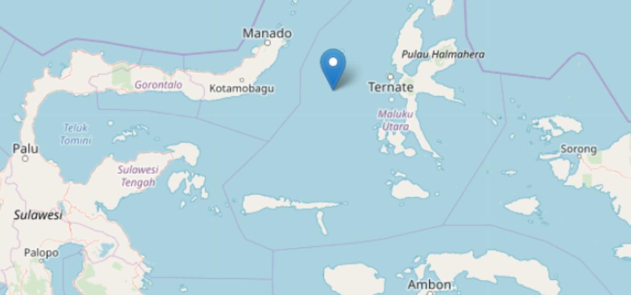 Terremoto oggi in Indonesia: scossa M 6.9/ Allarme tsunami nel Mar ...