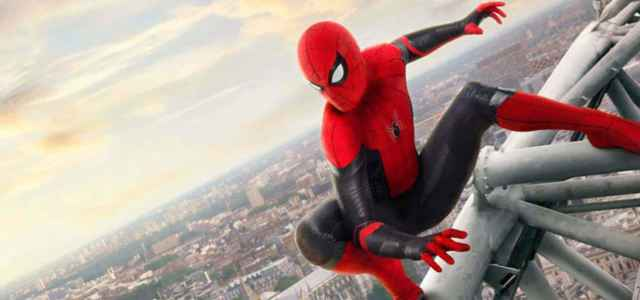 Spider.Man: Far from home