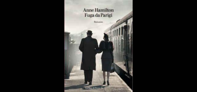 """""""Fuga da Parigi"""" di Anne Hamilton"""
