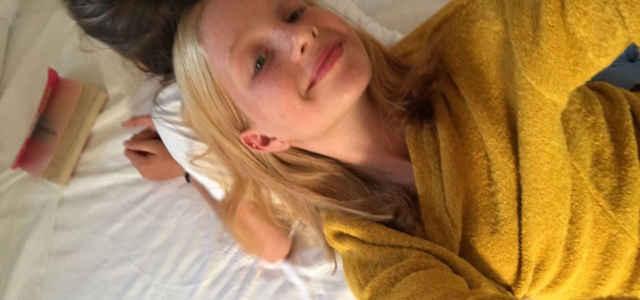 Kate Goldsmith, morta a 15 anni