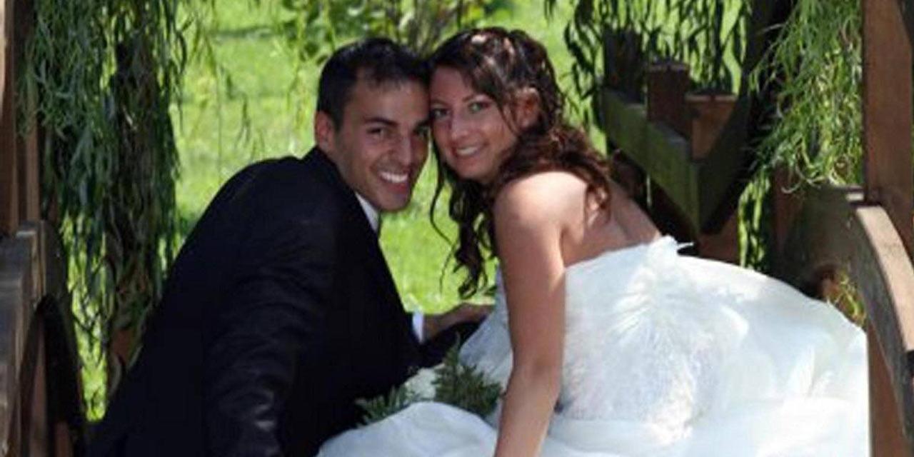 Carlo Lissi e moglie