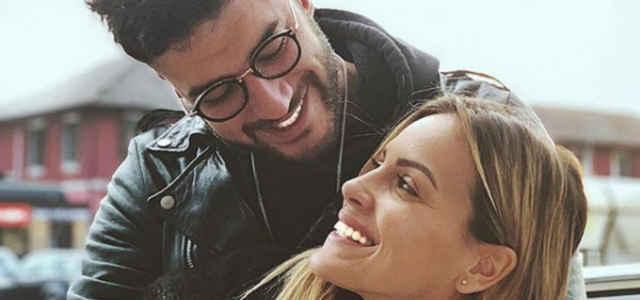 Lorenzo Riccardi e Claudia Dionigi