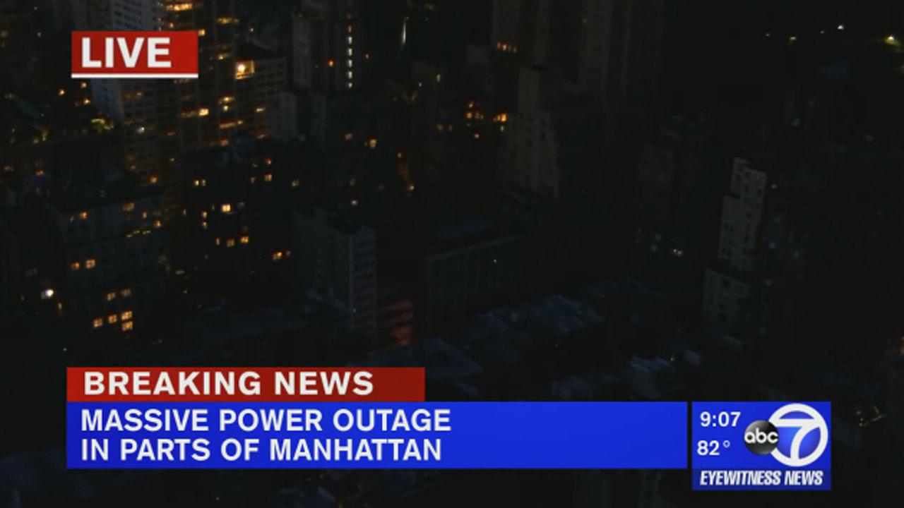 Blackout a New York (Yt)