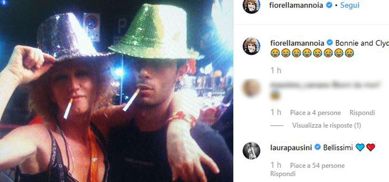fiorella mannoia carlo di francesco instagram