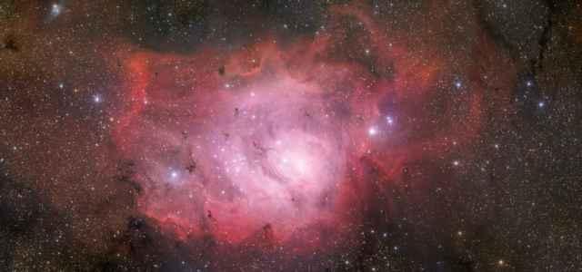 stelle nebulosa laguna NGC6523 pixabay1280 640x300