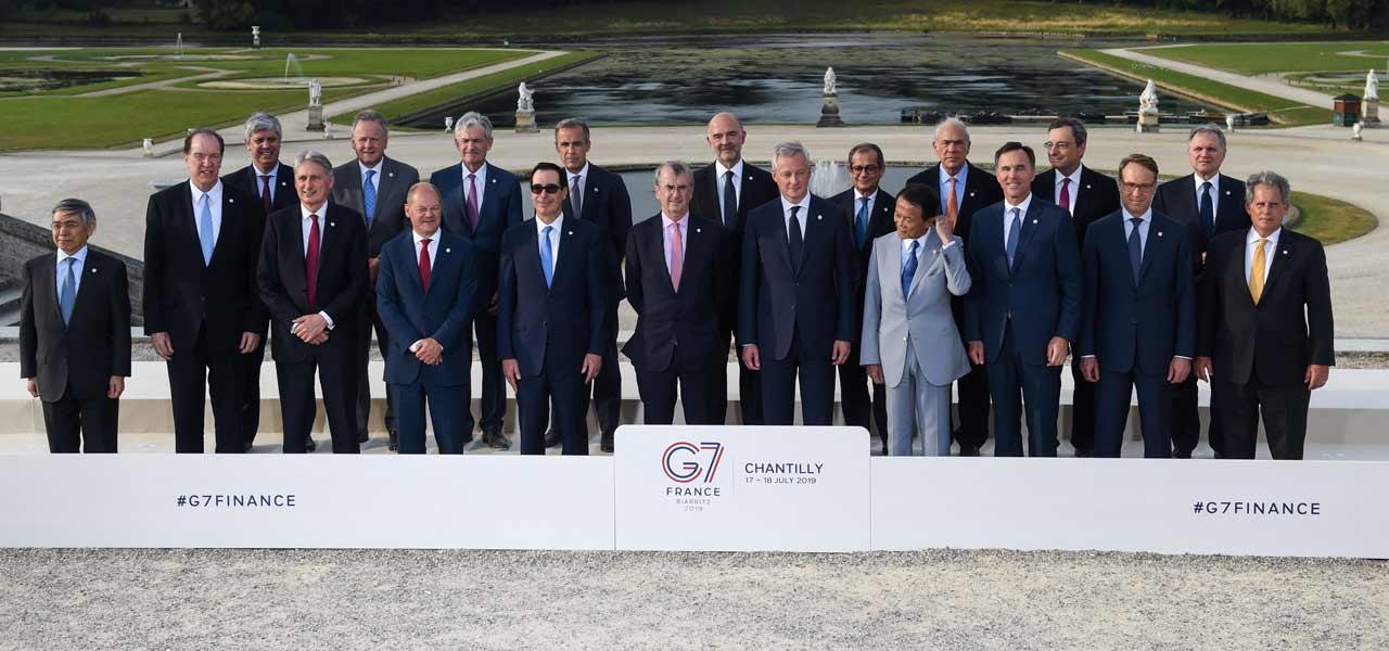 G7 Chantilly, 2019