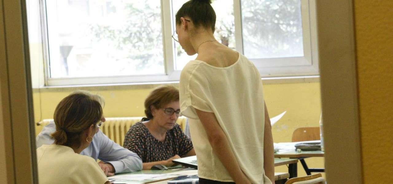 scuola esame maturita 6 lapresse1280