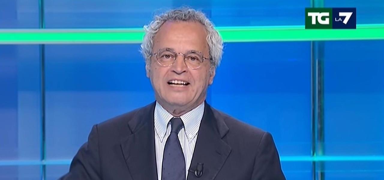 enrico mentana 2019 tv