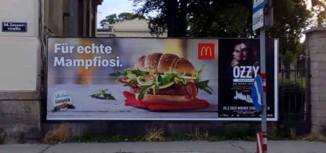 McDonald in Austria
