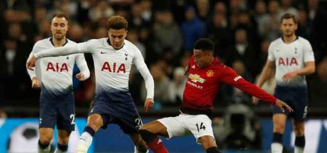 Dele Alli Lingard Tottenham Manchester United lapresse 2019 640x300