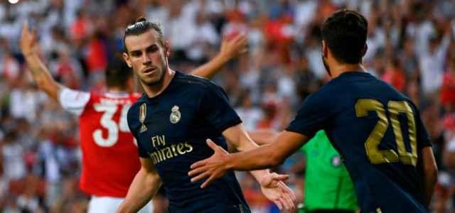 Bale e Asensio Real Madrid
