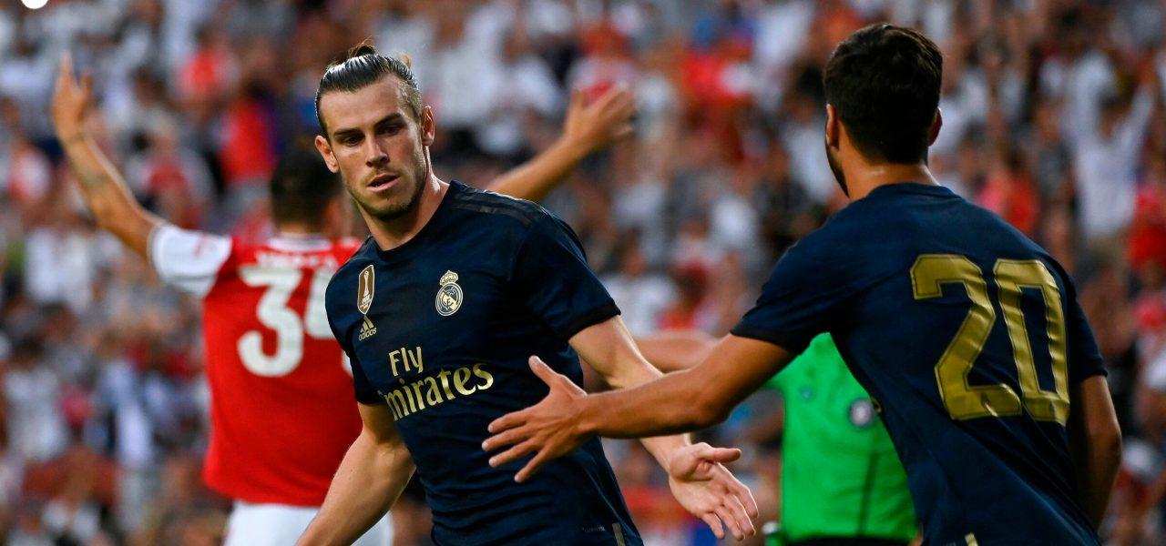 Bale e Asensio