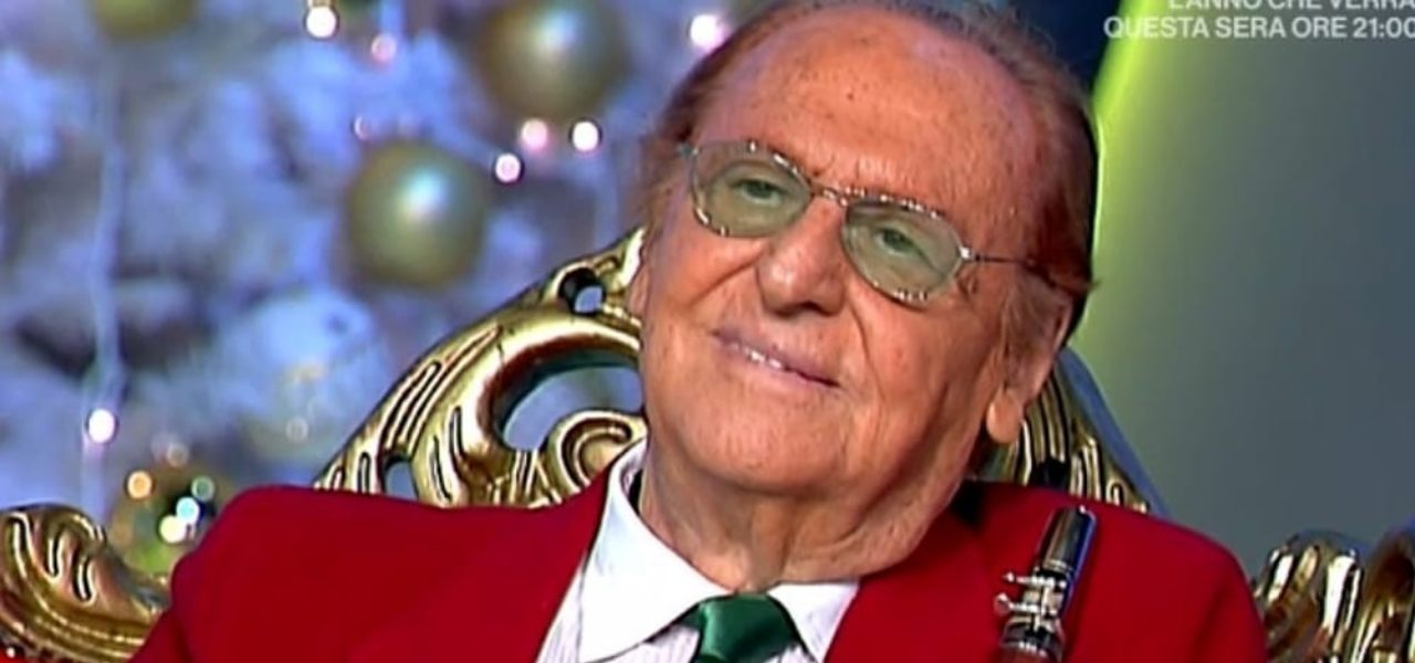 renzo arbore 2019 tv
