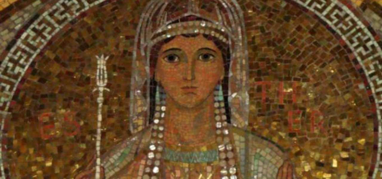santa ester 2019 iconografia