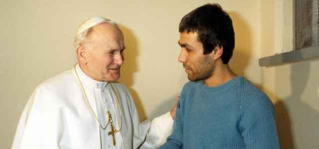 Giovanni Paolo II e Ali Agca