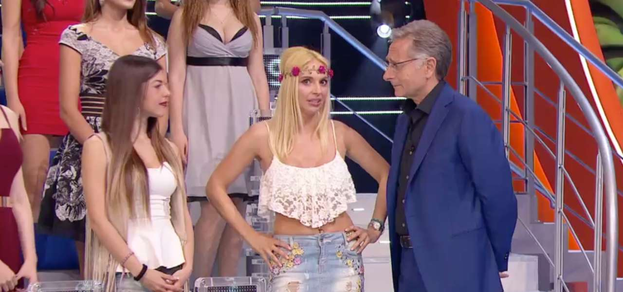 Giovanna Rigato/ Lato B e decolleté da urlo per l'ex concorrente del ...