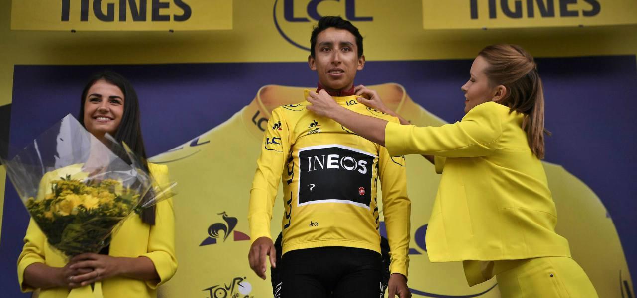 Bernal Giro d'Europa