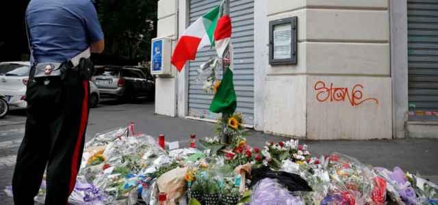 Carabiniere ucciso a Roma