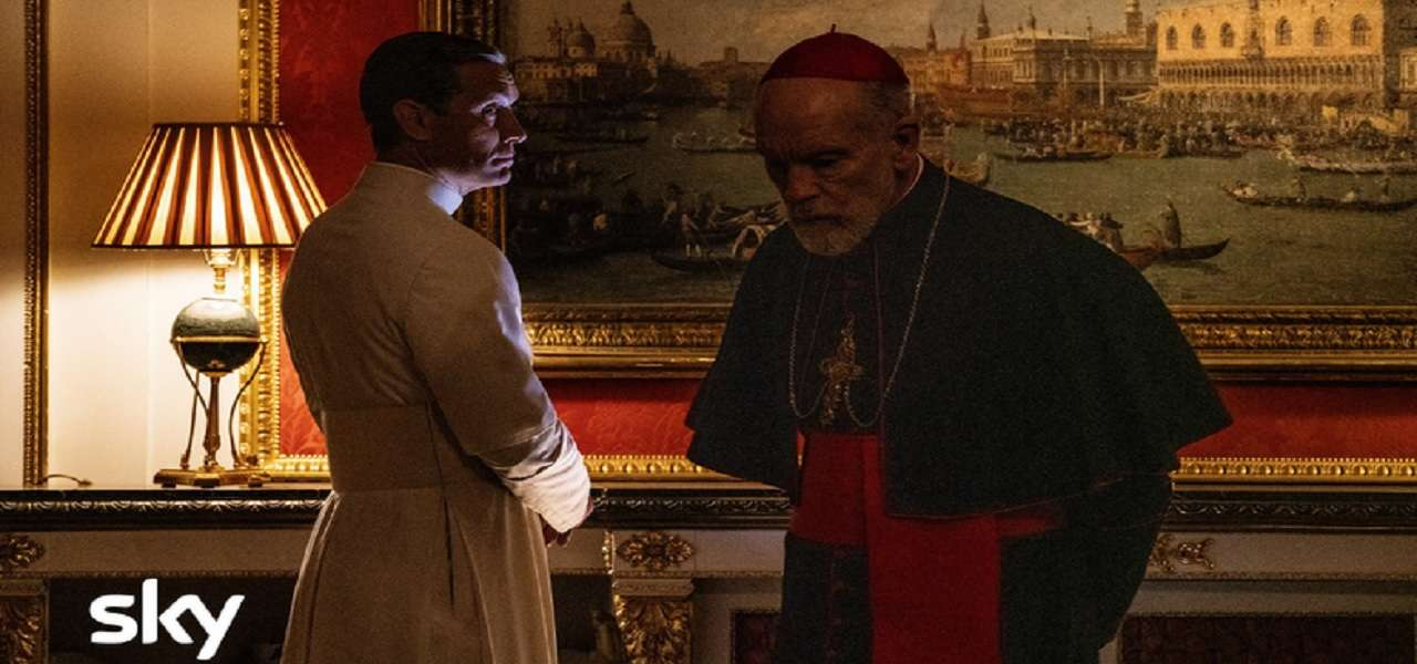 the new pope paolo sorrentino