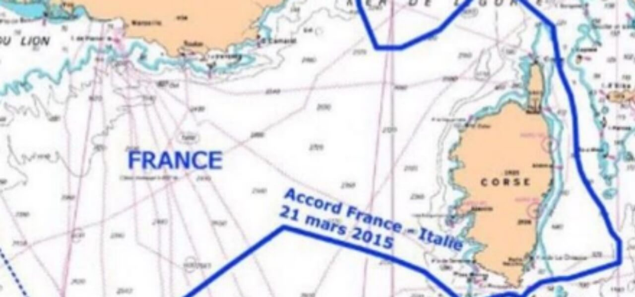 acque territoriali italia francia meloni 2019 instragram