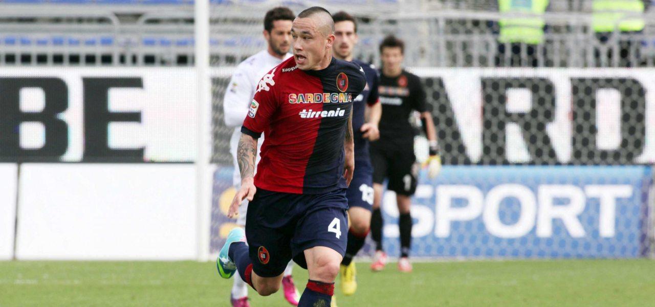 Nainggolan Inter Cagliari