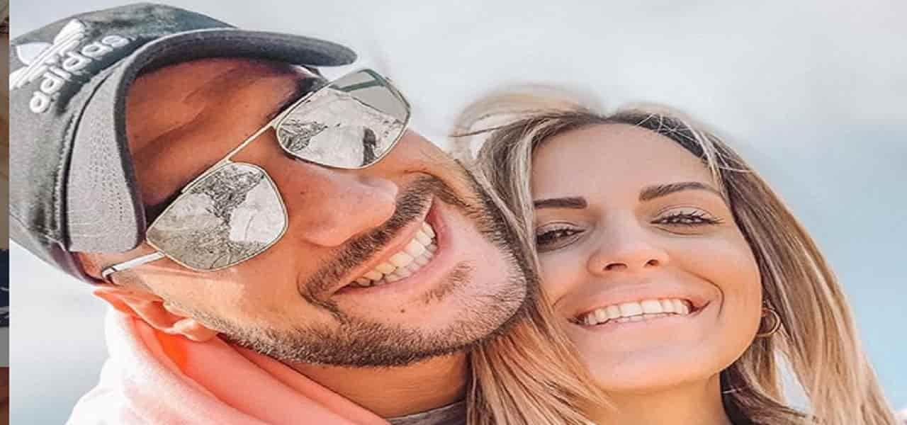 Lorenzo Riccardi e Claudia Dionigi min