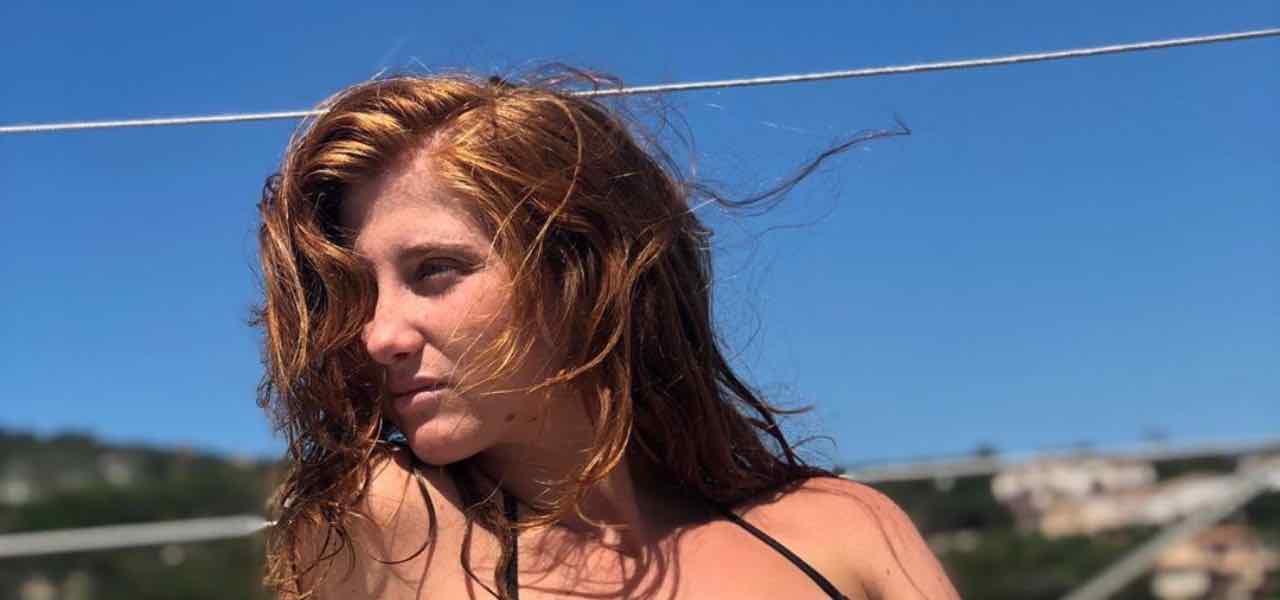 Chiara Capitta, figlia Lorella Cuccarini