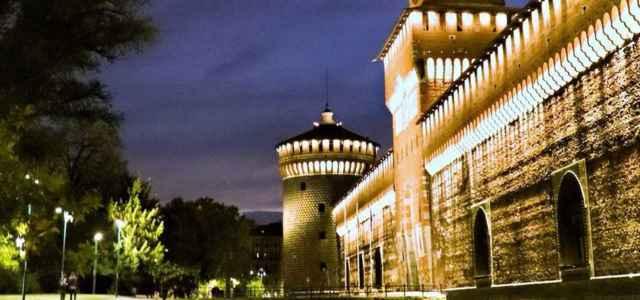 Notte di San Lorenzo al Castello Sforzesco