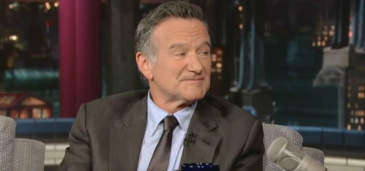 Robin Williams zak williams