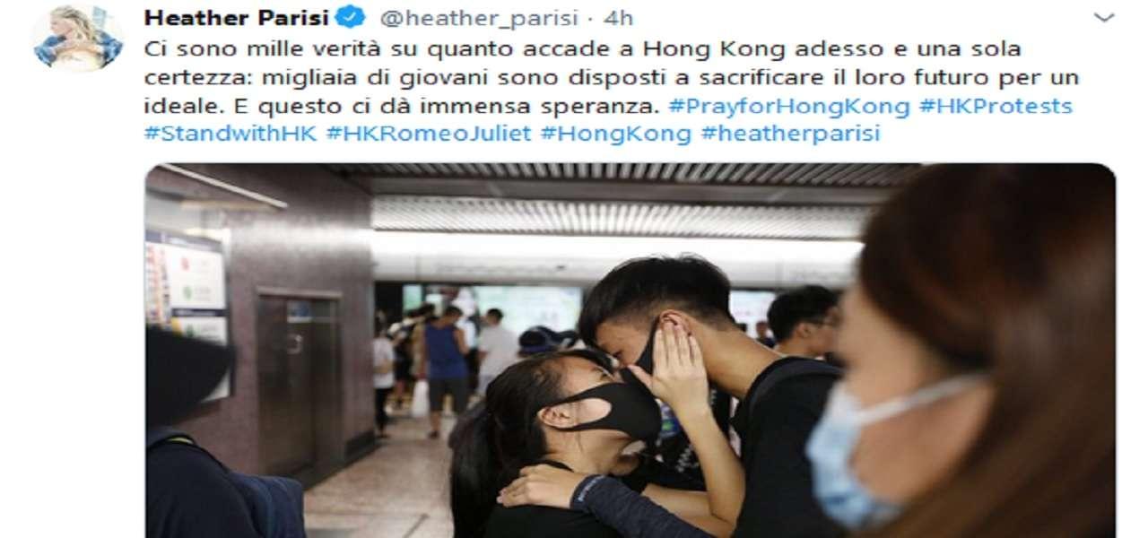 heather parisi hong kong