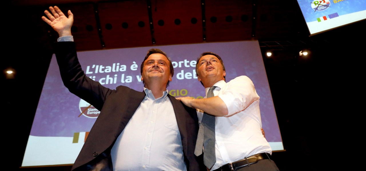 Calenda e Renzi