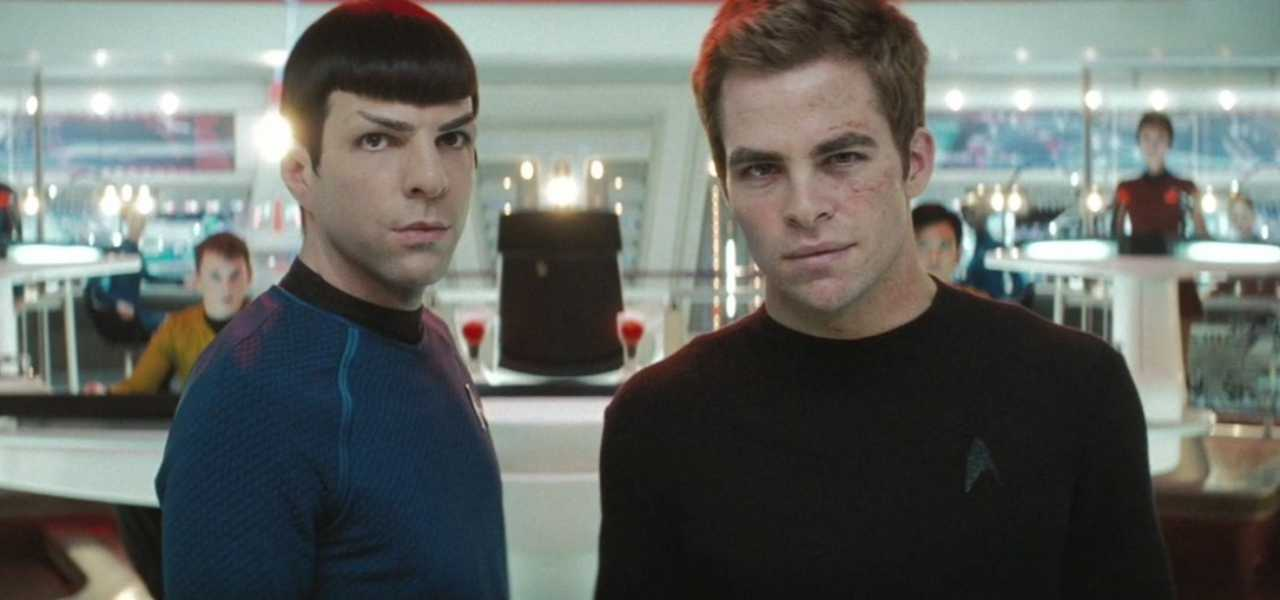 STAR TREK, IL FUTURO HA INIZIO, TV8/ Streaming video del film di ...