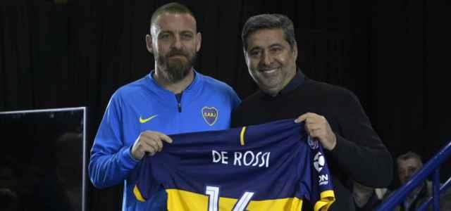 De Rossi al Boca Juniors