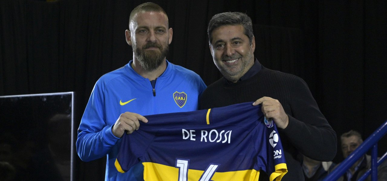 LDU Quito-Boca Juniors: De Rossi in panchina/ Niente debutto in ...