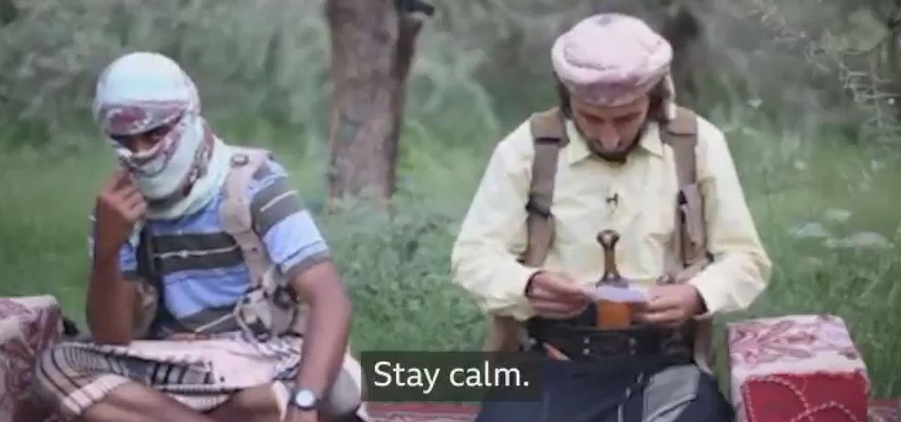 Al-Qaeda prende in giro la propaganda dell'Isis