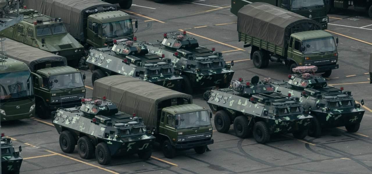 Esercito in Cina