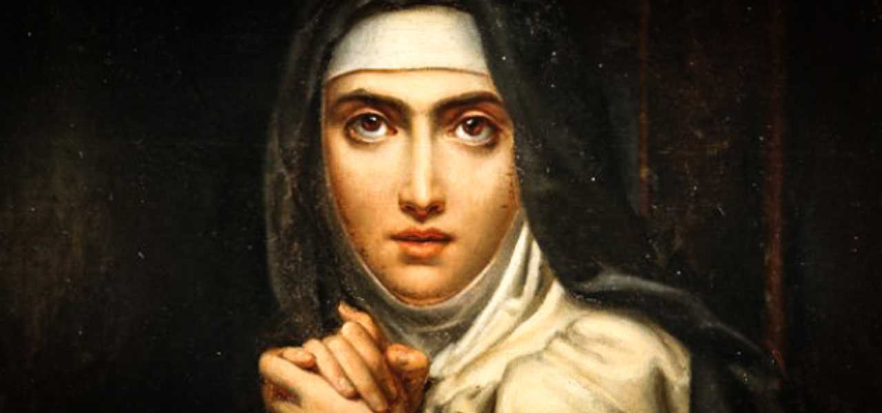 Santa Teresa d'Avila, onomastico 15 ottobre/ Dottore della Chiesa ...