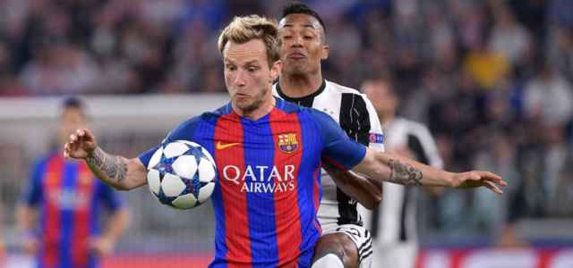 Ivan Rakitic vs Juventus