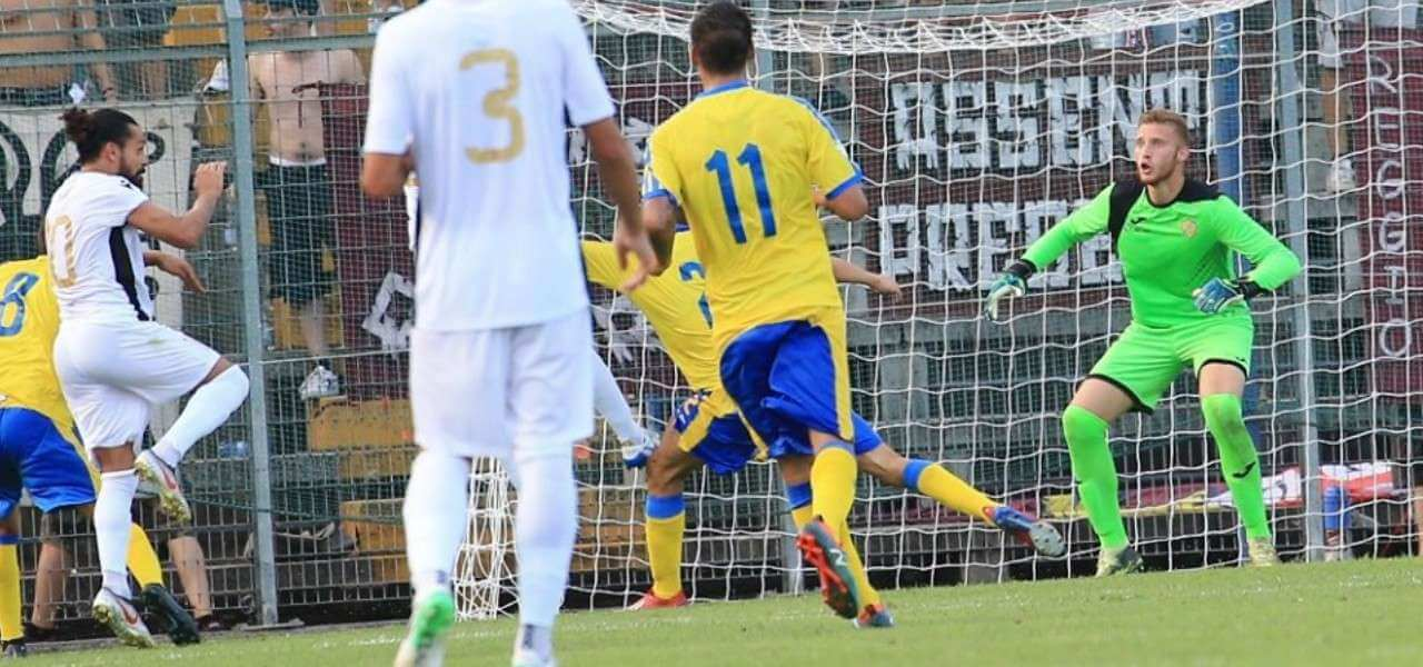 Calendario Arezzo Calcio.Diretta Pergolettese Arezzo Risultato Finale 1 1