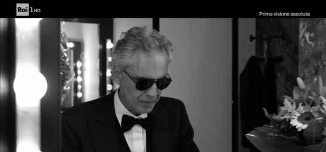 La musica del silenzio Andrea Bocelli Raiplay 2019 640x300