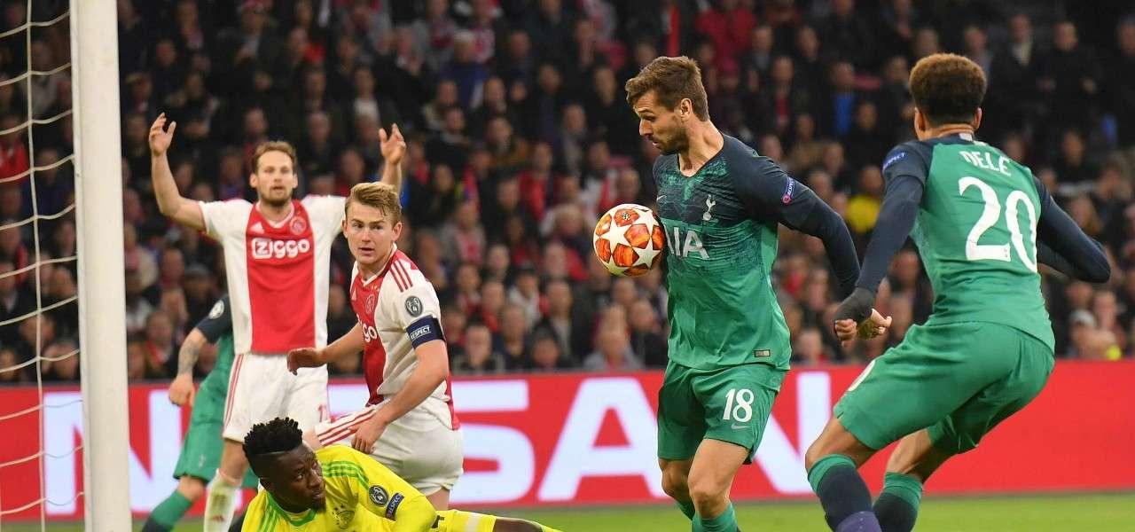 Llorente Tottenham Ajax lapresse 2019