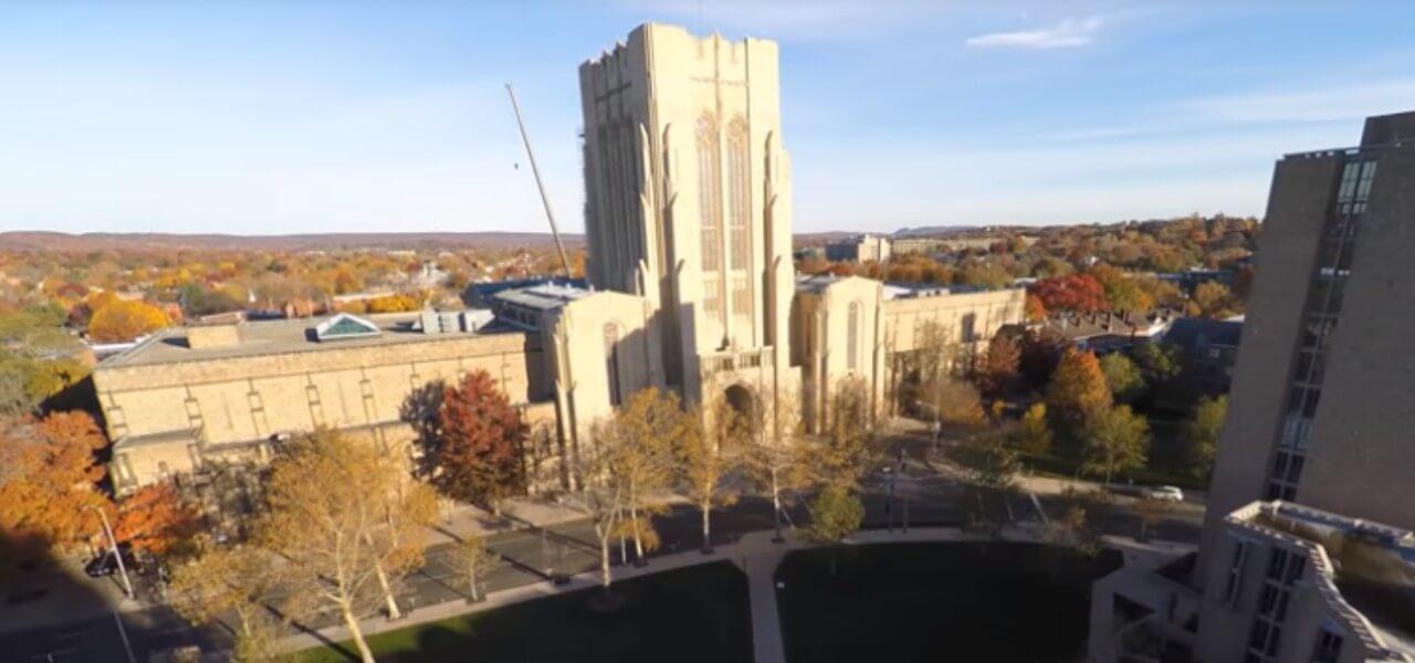 Yale University Campus 2019 Youtube
