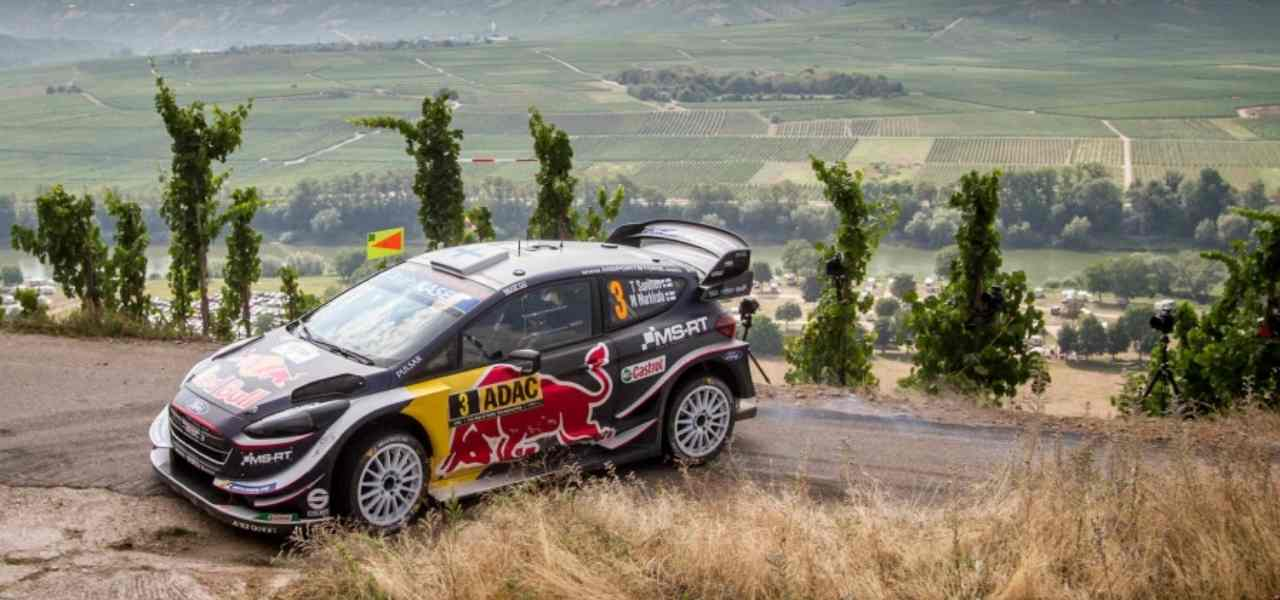 rally germania 2018 World