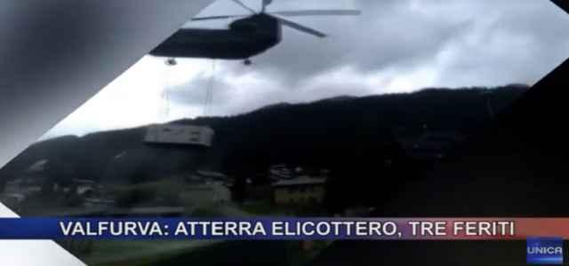 sondrio elicottero