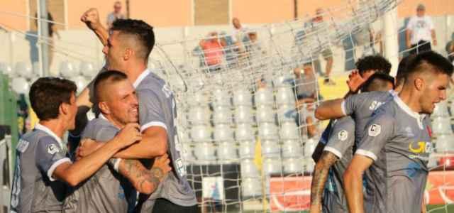 Alessandria gol esultanza facebook 2019 640x300