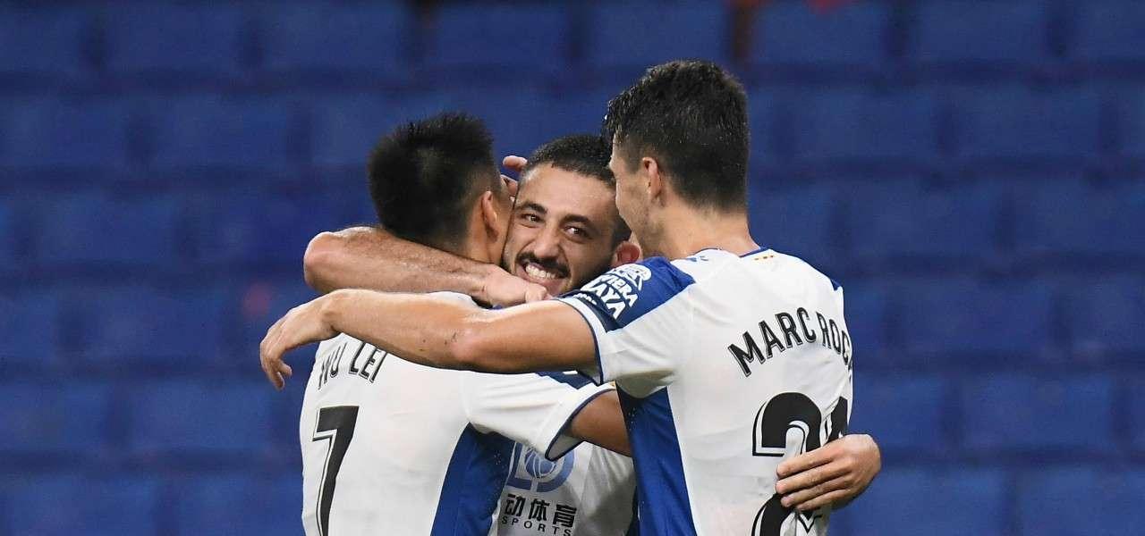 Espanyol esultanza Europa League lapresse 2019